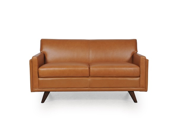 361 - Milo Tan Loveseat