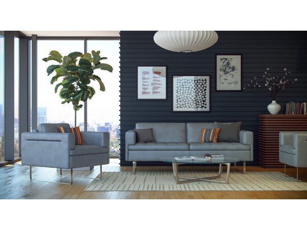 365 - Frensen Sofa Set