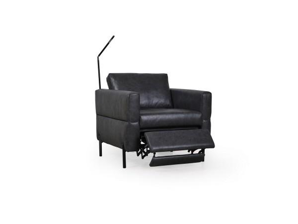 590 - Morris Charcoal Chair