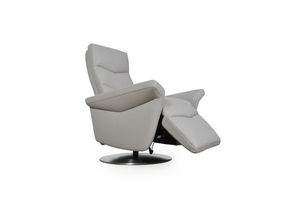 589 - Melker Light Gray Chair