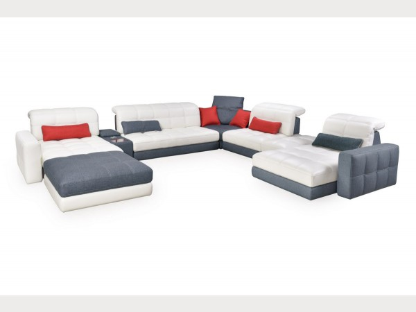 290 - Edmund Sectional - Belle Maison by Moroni